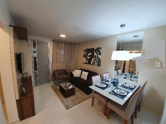 Casa 45 m ² com 2 Quartos Condomínio Residencial Happy M.C.M.V - Foto 3
