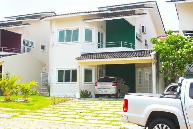 Casa em Condomínio Alto Padrao(Sem cauçao)4quartos, 3 suítes