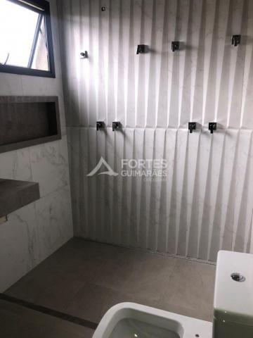 Casa de condomínio à venda com 3 dormitórios em Alphaville, Ribeirão preto cod:58697 - Foto 9