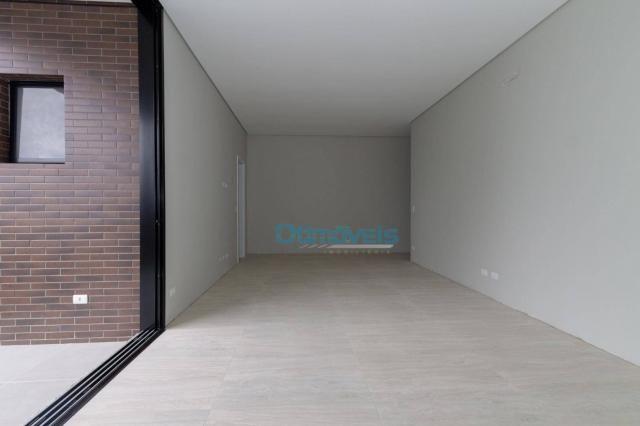 Apartamento com 3 dormitórios à venda, 118 m²- Mercês - Curitiba/PR - Foto 2
