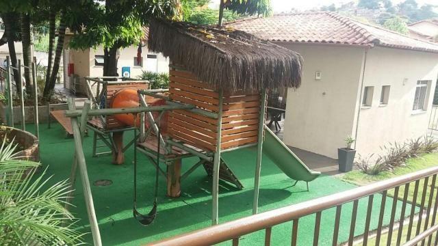Apartamento com 2 dormitórios à venda, 52 m² por r$ 199.000,00 - manacás - belo horizonte/ - Foto 3