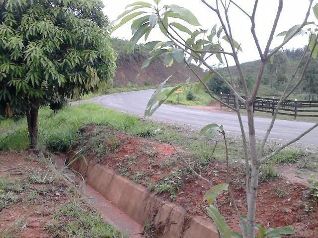 Terreno comercial as margens do asfalto - entrada + parcelas - Foto 4
