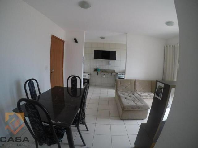 F.M - Apto com 2 quartos com suíte, em Laranjeiras - Vivendas Laranjeiras - Foto 4