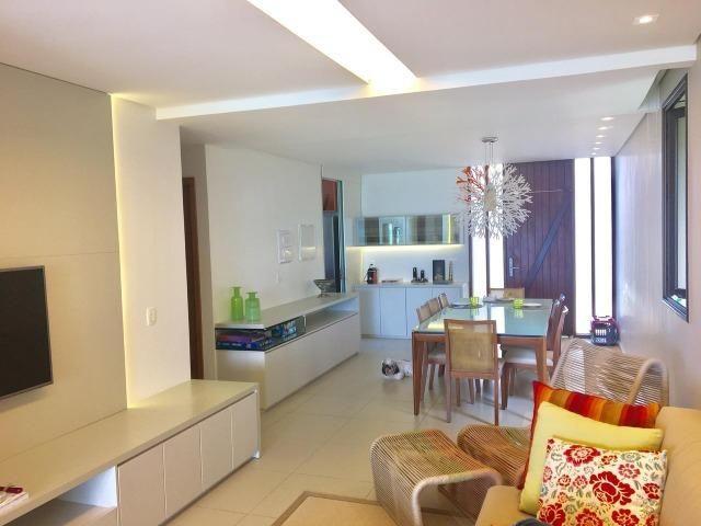JR18- Lindo bangalô 4 quartos , 4 suites ,oka beach - Foto 4