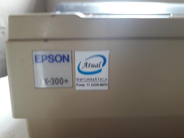 Impressora Matricial Lx300 - Foto 4