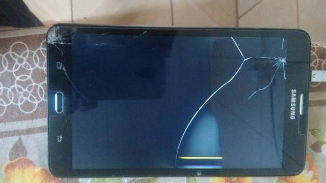 Samsung tab A6 trocar tela