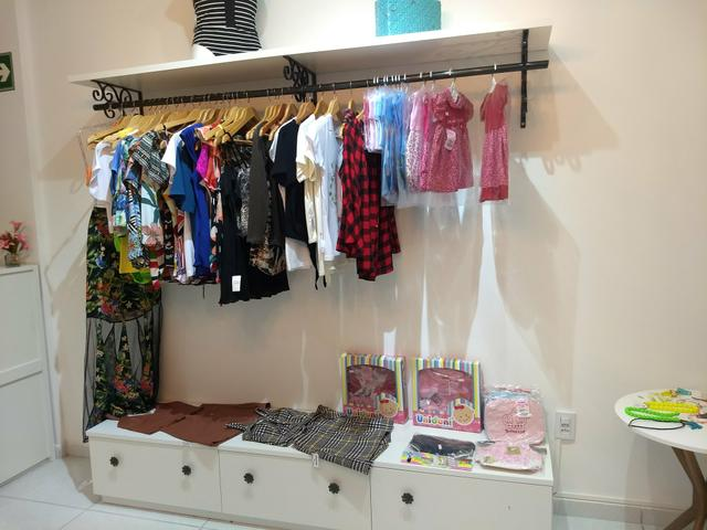 Móveis para boutique