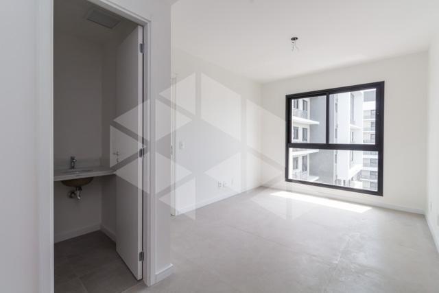 Apartamento para alugar com 1 dormitórios em , cod:I-023408