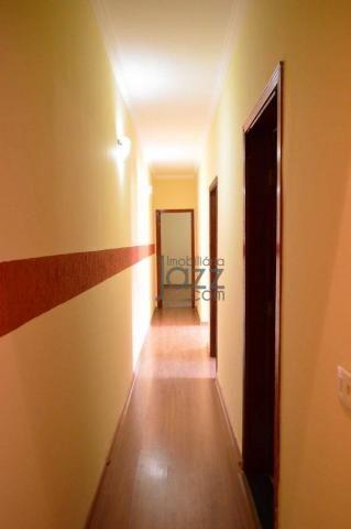 Casa com 2 dormitórios à venda, 108 m² por r$ 265.000 - jardim santa rita i - nova odessa/ - Foto 12