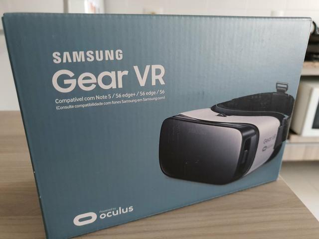 Galaxy VR - Óculos de Realidade Virtual