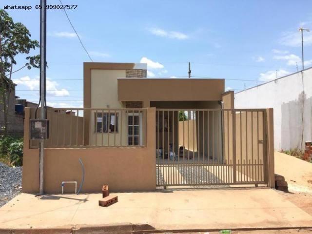 Casa para venda em várzea grande, paiaguas, 2 dormitórios, 1 suíte, 2 banheiros, 2 vagas - Foto 8