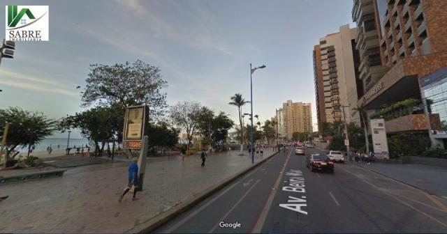 Flat frente para ao mar fortaleza - bairro mucuripe, fortaleza - ce - Foto 5