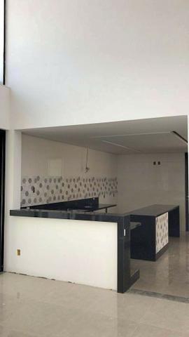 Excelente casa moderna de alto padrão em rua 05 Vicente Pires - Foto 6