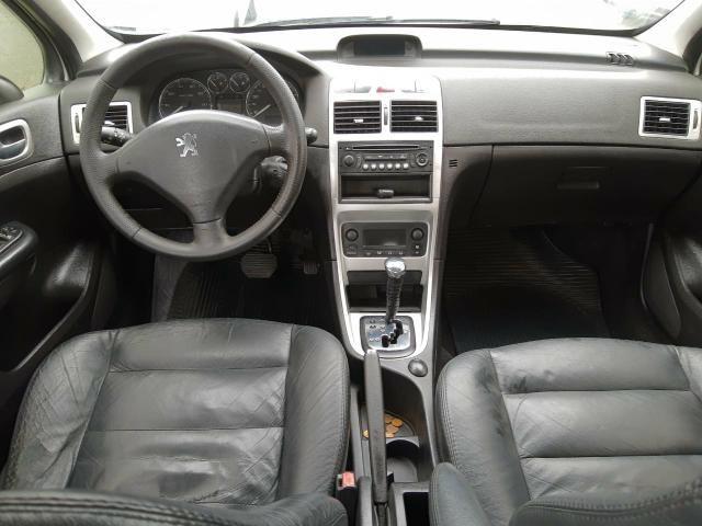 Peugeot 307 FELINE 2.0 Aut - Foto 8