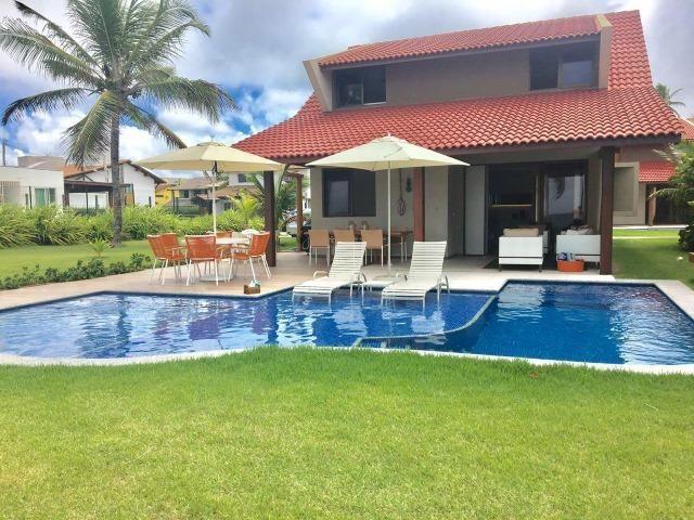 JR18- Lindo bangalô 4 quartos , 4 suites ,oka beach
