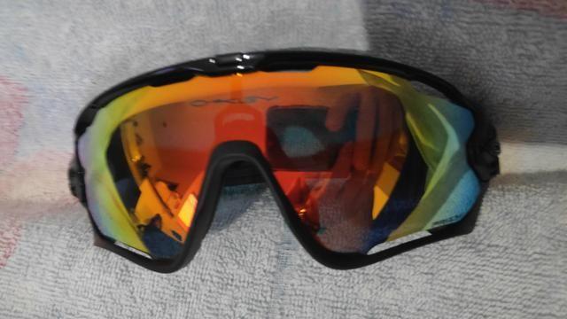 Oculos Oakley JawBreaker 5 lentes - Foto 4