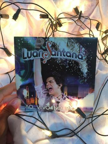 Kit 2 CD's e 2 DVD's Luan Santana - Foto 3