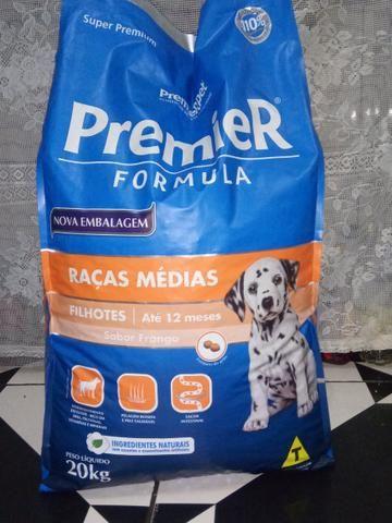 Ração premier 20kg