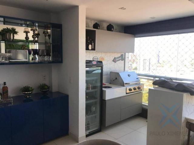 Apartamento com 3 dormitórios à venda, 152 m² por r$ 1.530.000 - aldeota - fortaleza/ce - Foto 8