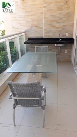 Apartamento beira mar 2 quartos fortaleza-ce. riviera beach place - Foto 14