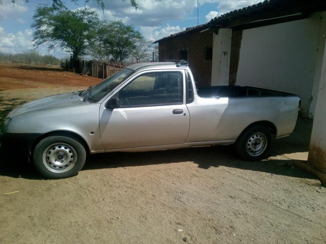 Ford courier picape