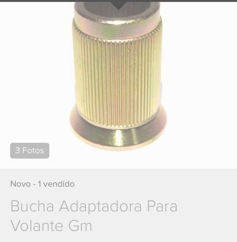 Redutor de cabo 70mm p/ 35 ou 25mm, bucha add volante GM - Foto 3