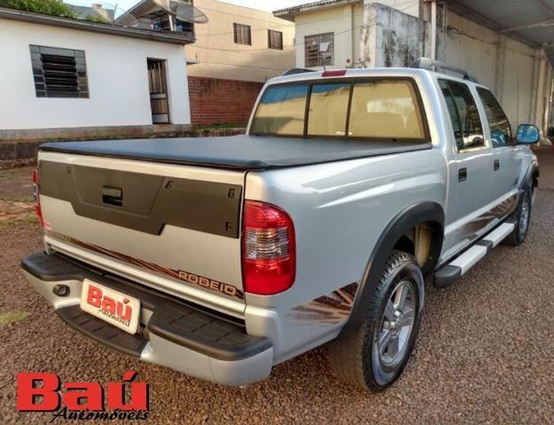 Chevrolet S10 PICK-UP Rodeio 2.8 TDI 4X2 CD Diesel 2011 - Foto 6