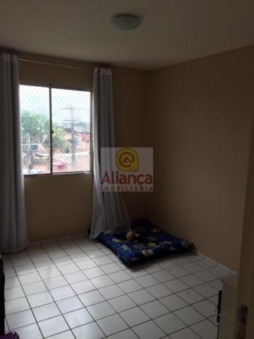 Apartamento para alugar com 2 dormitórios em Cidade satélite, Natal cod:LA-11029 - Foto 4