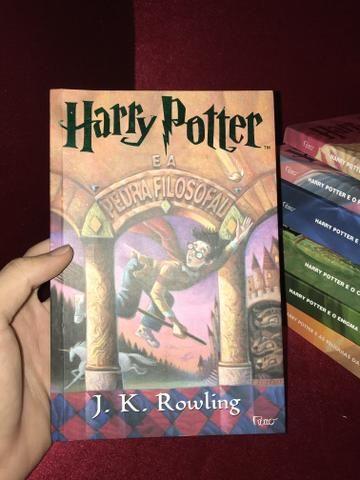 Vendo coleção de livros do Harry Potter - Foto 2