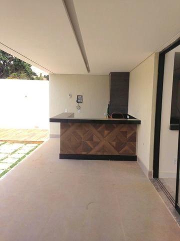 Excelente casa moderna de alto padrão em rua 05 Vicente Pires - Foto 10