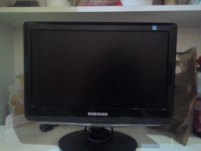 Monitor Samsung 17 polegadas - Foto 2