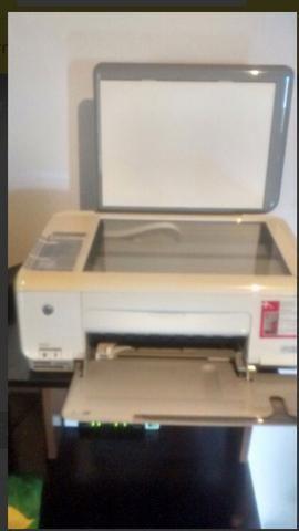 Vendo impressora hp aceito cartão