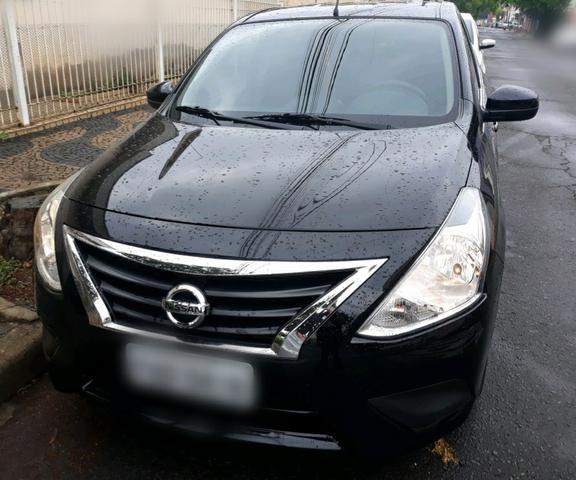 Nissan versa sv 1.6 cvt flex