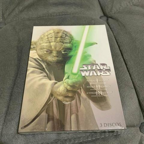DVD Star Wars - 2° Trilogia