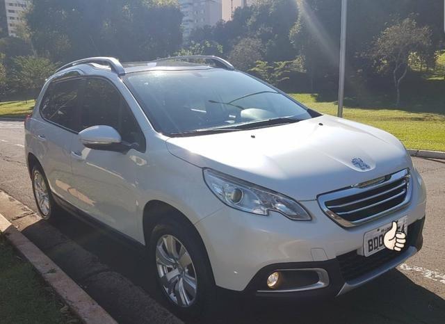 Peugeot 2008 ano 2016 (troco - valor) - Foto 5