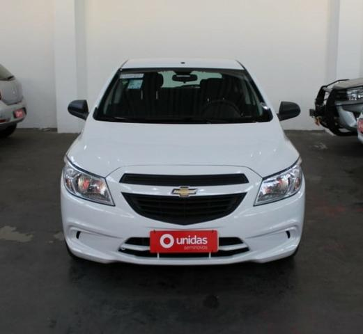 Chevrolet Onix Joy 1.0 IPVA 2020 Gratis - Foto 2