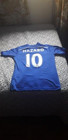 Camisa Chelsea Hazard - Esportes e ginástica - Monte Castelo a176a1b166650