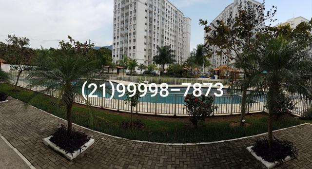 fdb84222c5cb ML819 Vendo Apartamento condomínio Minha Praia -andar alto -2 quartos -  Foto 15