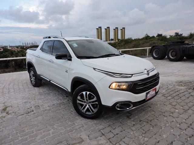 FIAT TORO 2017/2017 2.0 16V TURBO DIESEL VOLCANO 4WD AUTOMÁTICO