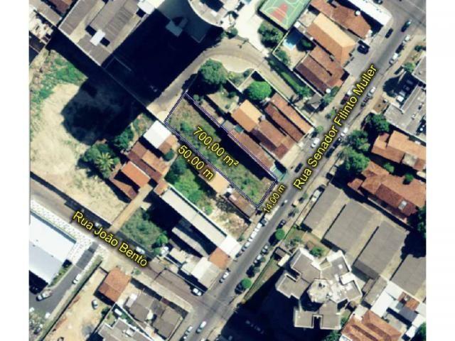 Loteamento/condomínio para alugar em Duque de caxias i, Cuiaba cod:16149 - Foto 3