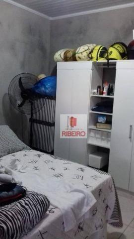 Casa com 2 dormitórios à venda, por R$ 220.000 - Coloninha - Araranguá/SC - Foto 18