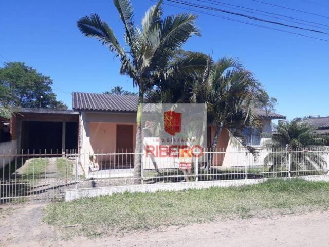 Casa com 3 dormitórios à venda, 90 m² por R$ 500.000,00 - Alto Feliz - Araranguá/SC