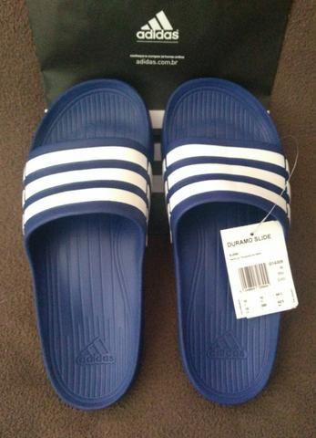 3b3a766d4e Chinelo Adidas Duramo Slide Tam 40 41