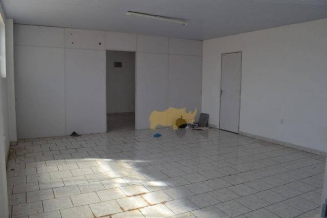 Barracão para alugar, 330 m² por r$ 4.500/mês - consolação - rio claro/sp - Foto 4