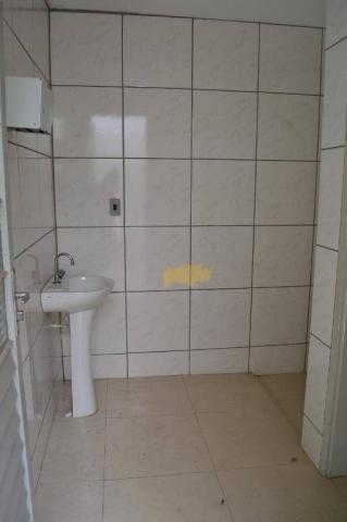 Barracão para alugar, 330 m² por r$ 4.500/mês - consolação - rio claro/sp - Foto 11