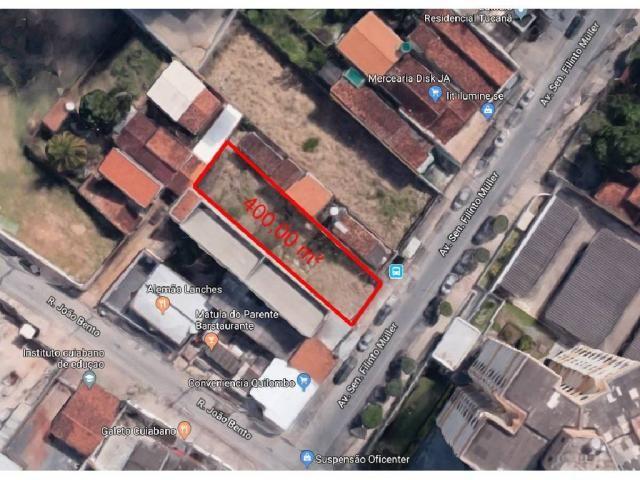 Terreno para alugar em Duque de caxias i, Cuiaba cod:21151 - Foto 3