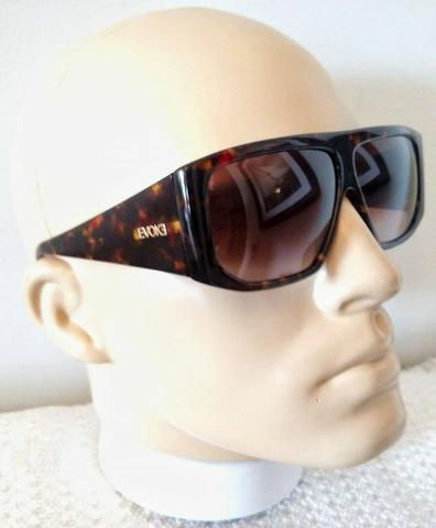 d2144d946 Óculos Sol Evoke Original Novo na caixa Case + Flanela + nota fiscal  Raridade