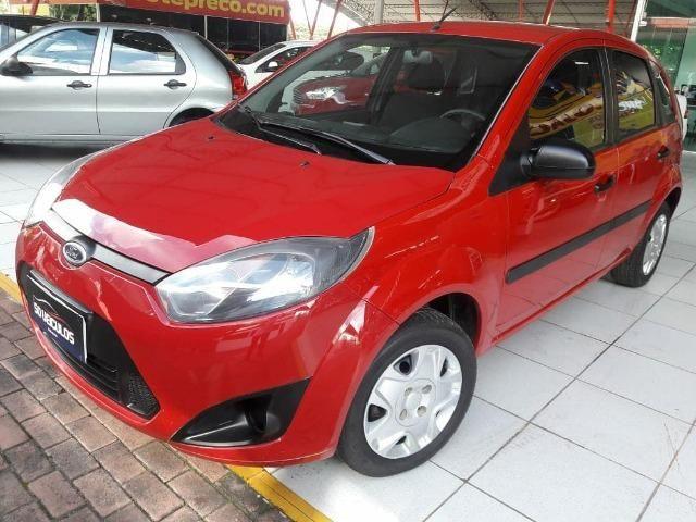 Ford Fiesta Flex 1.0 2011/2012 - Só Veículos - R$ 21.900,00 - Foto 4