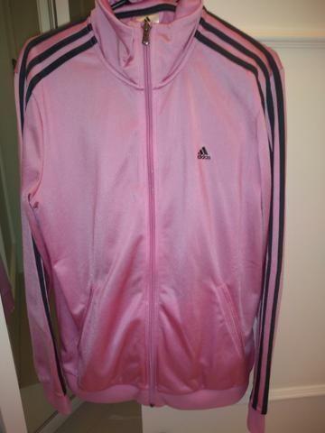 9841e09932a Vendo agasalho Adidas ( casaco e calça) feminino