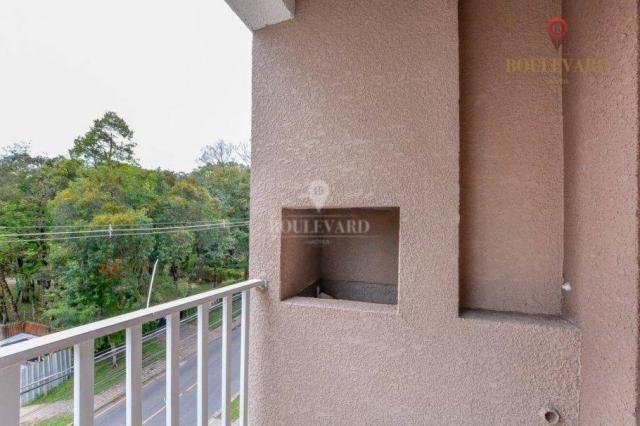 Apartamento Novo com Amplo Terraço no Ecoville - Foto 8